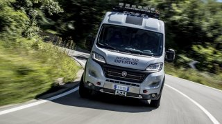 Fiat Ducato 4x4 Expedition.