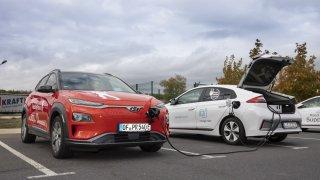 Hyundai IONIQ Mobile Charger jako pojízdná nabíjecí stanice