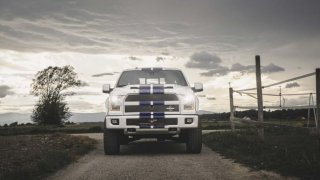Ford F-150 Shelby Super Snake 1