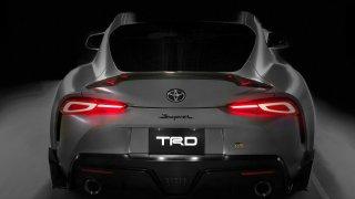 Toyota GR Supra Performance Line TRD 4