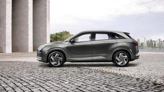 Hyundai NEXO nabízí vodíkovou budoucnost