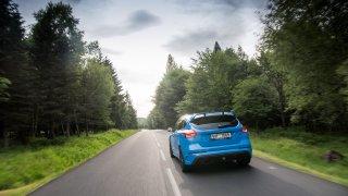 Focus RS na českých silnicích 3