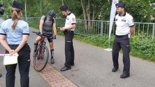Opilý cyklista při kontrole o řidičák nepřijde. Hrozí mu ale vysoká pokuta a dokonce i vězení
