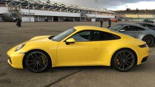 Porsche 911 exteriér 2
