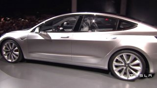 Tesla Model 3 - Obrázek 3