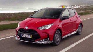 Co mělo být v Ženevě 2020 - Honda a Toyota