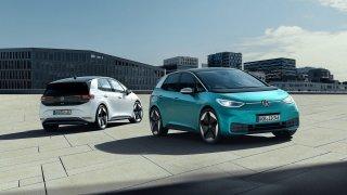 Konec elektromobilního čekání? S prvními vozy Volkswagen ID.3 odjedou řidiči začátkem září