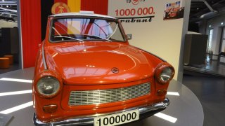 Trabant miliontý (z roku 1973)