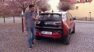 Recenze elektromobilu BMW i3 (repríza)