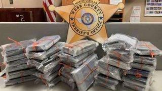 Američan na aukci vydražil auto, v němž pak našel 34 kilogramů kokainu za 850 000 dolarů!