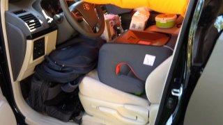 Fotr na tripu 05: Návod, jak nacpat matrace do auta - nic jednoduchého, ale nám se to povedlo
