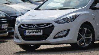 Hyundai i30 druhé generace 2