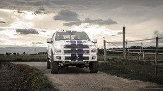 Ford F-150 Shelby Super Snake 2