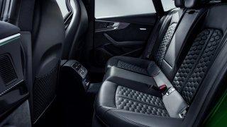 Audi RS 5 Sportback - interier a detaily 3