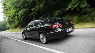 Ojetý Volkswagen CC exteriér 13