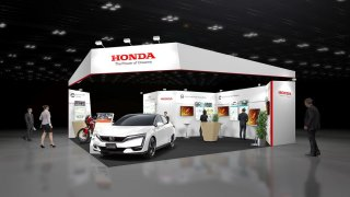 Honda ITS kongres