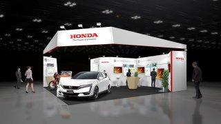 Honda představuje portfolio inteligentních technologií mobility