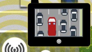 """Nový systém upozorní řidiče na nehodu a pomůže vytvořit """"uličku"""" pro záchranáře"""