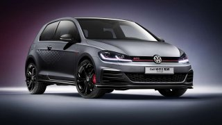 Volkswagen Golf GTI má nový koncept