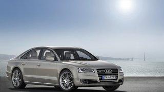 Audi A8 třetí generace 7