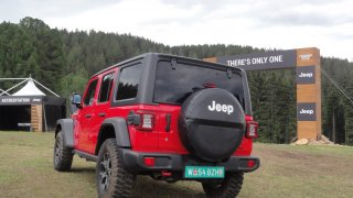 Jeep Wrangler statické 3