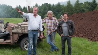 Clarkson láká na druhou sérii The Grand Tour