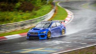 Důchod se nekoná. Subaru chce rekord na Ringu