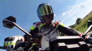 Recenze motocyklu KTM Duke 890 R