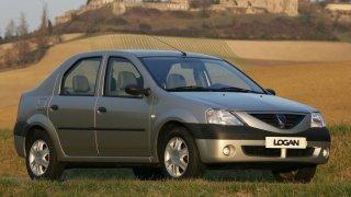 Dacia Logan (2005)
