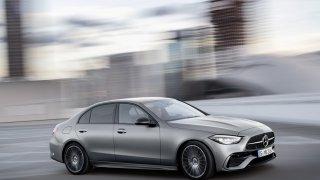 Mercedes-Benz třídy C (2021)