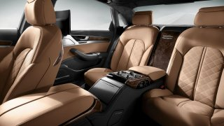 Audi A8 třetí generace 2