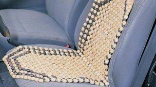 Korálky na sedačku
