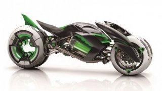 Kawasaki koncept J