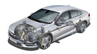 Opel Insignia GS 4x4 R