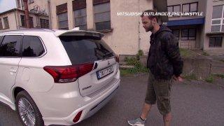 Recenze rodinného SUV Mitsubishi Outlander PHEV Instyle