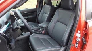 Toyota Hilux interier 2