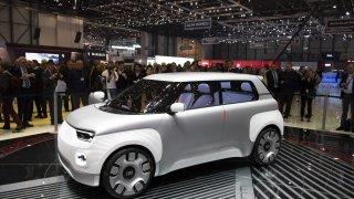 Fiat Concept Centoventi 2