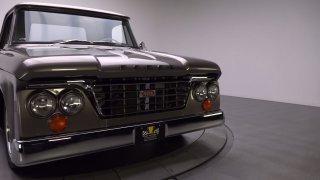 Parádně opravený pickup ze 60. let - Obrázek 3