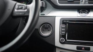Ojetý Volkswagen CC interiér 7