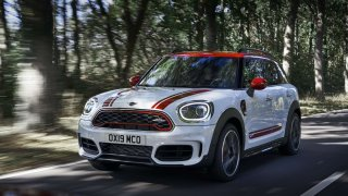 MINI John Cooper Works Countryman 1