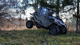 CFMOTO Gladiator Z1000 Sport
