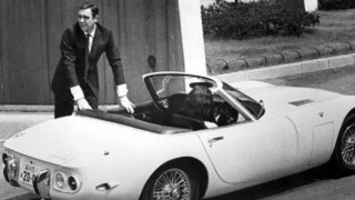 James Bond a Toyota 2000GT