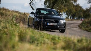 Audi A5 Sportback 2.0 TDI jízda 10