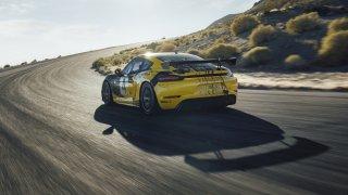 Porsche 718 Cayman GT4 Clubsport 2