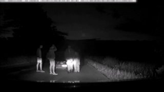 Video: Sestřelit policejní auto se zapnutými majáky chce určitý um. Nebo skoro tři promile