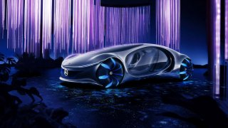 Mercedes-Benz Vision AVRT