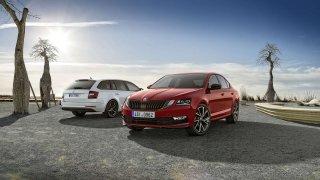 Škoda Octavia dostává nový paket