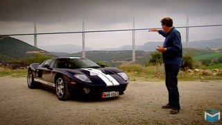 Jeremy Clarkson a jeho Ford GT