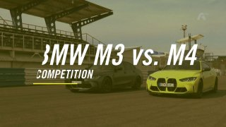 Recenze BMW M3 Competion a M4 Competition