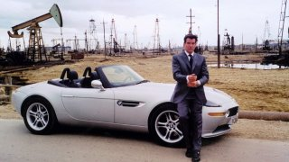 BMW Z8 a James Bond